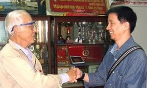 Ngày thơ Việt Nam: Chút tình gửi đến thi nhân