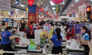 Saigon Co.op tăng thời gian phục vụ để đáp ứng nhu cầu mua sắm dịp Tết