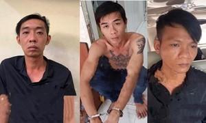 Cảnh sát ở TPHCM bắt băng trộm một lúc 2 xe xịn sau 15 giờ gây án
