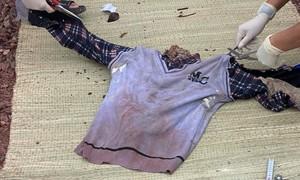 Nghệ An: Tìm tung tích của bộ xương người trôi dạt vào bờ biển