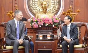 Thúc đẩy hơn nữa quan hệ đối tác toàn diện Việt Nam – Hoa Kỳ