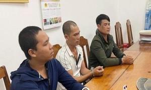 Truy nóng 3 đối tượng mang dao chặn xe cướp tài sản trong đêm