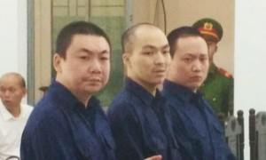 3 bị cáo người Trung Quốc sát hại đồng hương lãnh án