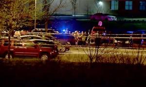 Mỹ: Xả súng kinh hoàng ở nhà máy FedEx, 8 người chết