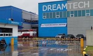 Cháy công ty trong KCN VSIP ở Bắc Ninh, 3 công nhân tử vong
