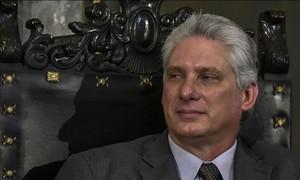 Ông Miguel Diaz-Canel được bầu làm lãnh đạo đảng Cộng sản Cuba
