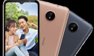 Nokia C20 ra mắt tại thị trường Việt Nam với giá hơn 2,2 triệu đồng