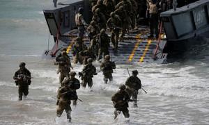 Úc nâng cấp hàng loạt căn cứ quân sự đối phó Trung Quốc