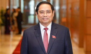 Giới thiệu ông Phạm Minh Chính để Quốc hội bầu làm Thủ tướng