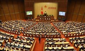 Hôm nay Quốc hội bầu Chủ tịch nước và Thủ tướng Chính phủ