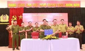 Cục Cảnh sát PCCC và Cục Kiểm lâm: Phối hợp phòng cháy và chữa cháy rừng