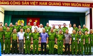 Trường ĐH Cảnh sát nhân dân: 45 năm xây dựng và định hướng phát triển