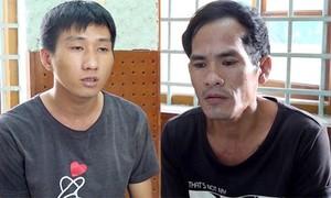 Hai game thủ trộm liên tiếp 3 xe máy, đâm bảo vệ và người dân khi bị bắt