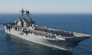 Mỹ điều tàu sân bay vào Biển Đông