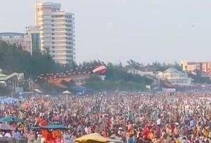 Bãi biển nhà nghỉ đua nhau chặt chém du khách tại Vũng Tàu