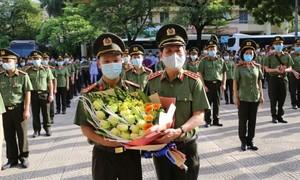 166 y, bác sỹ lực lượng CAND xuất quân tiếp sức Bắc Giang chống dịch
