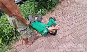 Quẫn trí vì thất nghiệp, thanh niên nhảy sông Sài Gòn, may mắn được cứu