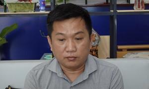 Bắt giám đốc Công ty bất động sản Trung Land