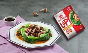 """Bột gia vị đa năng cao cấp AJI-NO-MOTO® UP - mỗi món ăn đều """"dậy vị chuẩn ngon"""""""