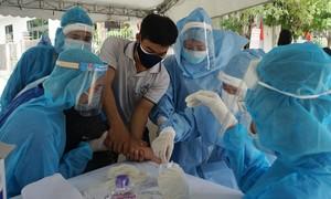 4 sinh viên Đại học Y dược dương tính với SARS-CoV-2
