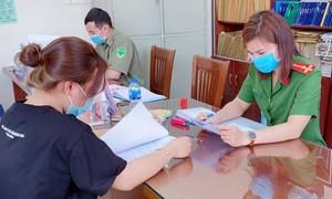 Công an P.Tân Chánh Hiệp, quận 12: Kiểu mẫu trong phòng chống dịch