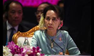 Chính quyền quân sự Myanmar điều tra tham nhũng với bà Suu Kyi