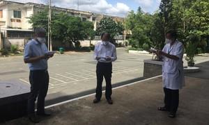 TPHCM: 53 nhân viên Bệnh viện Bệnh nhiệt đới dương tính với SARS-CoV-2