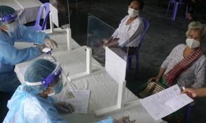 Campuchia ghi nhận ngày có ca tử vong vì Covid-19 cao kỷ lục