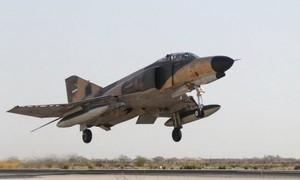 Hai phi công Iran tử nạn vì ghế thoát hiểm tiêm kích F-5 tự kích hoạt