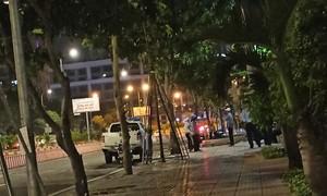 Nghi rơi từ chung cư cao cấp ở Sài Gòn, người đàn ông ngoại quốc tử vong