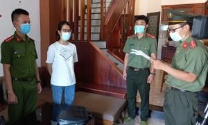 Khởi tố nữ giám đốc và nhân viên cho người Trung Quốc nhập cảnh trái phép