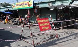 TP.Thủ Đức: Phong tỏa thêm 2 phường Long Trường và Tăng Nhơn Phú B