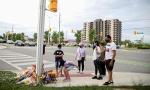 Một gia đình người Hồi giáo bị sát hại gây chấn động Canada