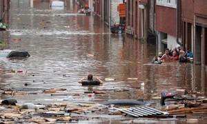 Lũ lụt kinh hoàng tại Đức khiến 55 người chết, hơn 1000 người mất tích