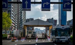 Ca nhiễm Covid-19 đầu tiên được ghi nhận ở Làng Thế vận hội Tokyo
