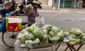 Chứa chan nghĩa tình từ các tỉnh, thành gửi nông sản hỗ trợ người dân TPHCM