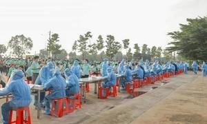 Sáng 25/7 có thêm 2.708 ca COVID-19, số ca bệnh tại Việt Nam vượt ngưỡng 100.000