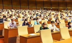 Trình Quốc hội cho áp dụng cơ chế đặc biệt, đặc cách phòng chống dịch Covid-19
