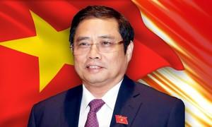 Ông Phạm Minh Chính tiếp tục được giới thiệu giữ chức Thủ tướng Chính phủ