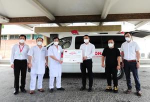 Hưng Thịnh hỗ trợ khẩn TPHCM hàng chục tỷ đồng để phòng chống Covid-19