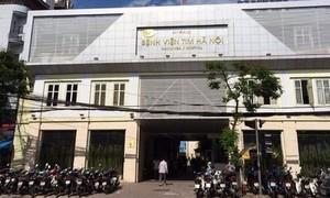 Vụ án sai phạm đấu thầu tại Bệnh viện Tim Hà Nội: Khởi tố thêm 1 giám đốc công ty