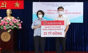 AGRIBANK và ABBANK tiếp tục hỗ trợ TPHCM phòng chống dịch Covid-19