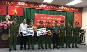Cảnh sát kinh tế Công an TPHCM: 39 năm xây dựng, chiến đấu và trưởng thành