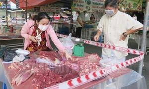 TPHCM: Lên phương án cho chợ truyền thống hoạt động trở lại