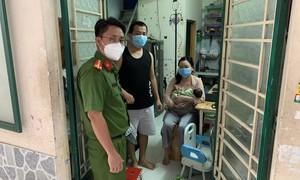 TPHCM: Công an phường kịp thời giúp sản phụ 'vượt cạn'