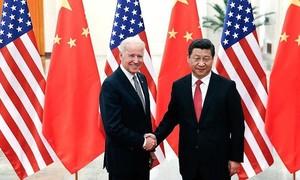 """Ông Tập và Biden điện đàm lần đầu tiên sau 7 tháng để """"tránh xung đột"""""""