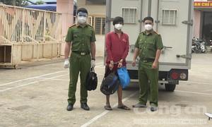 TPHCM: Bắt đối tượng truy nã sau 9 năm lẩn trốn
