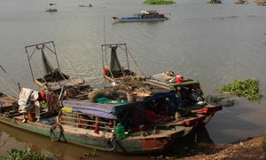 Sông Mê Kông kêu cứu!