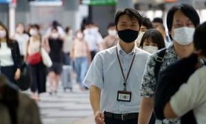Nhật lần đầu phát hiện ca nhiễm biến chủng Eta