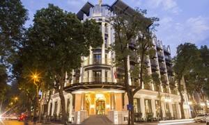 Tạp chí du lịch danh tiếng vinh danh khách sạn Capella Hanoi của Sun Group